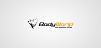 BodyWorld logo white