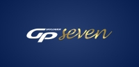 Gp seven logo blue