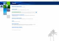 Search context template travel