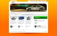 SixCar website home