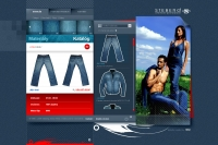 Steberg Jeans website catalog 1