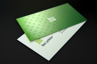 Tlac Prikler identity businesscards