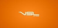 VSL logotype orange